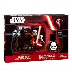 Eau de toilette Star Wars 30ml + sandwich box