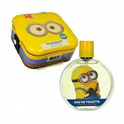 Eau de toilette Minions 30ml + sandwich box