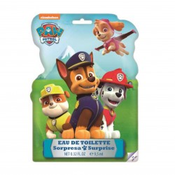 Eau de toilette Paw Patrol Surprise 9,5ml