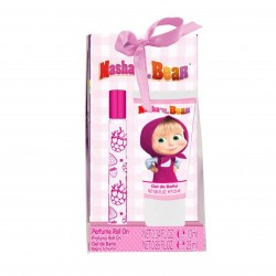 Parfum Roll on Masha et Michka 10ml + gel de bain 25ml