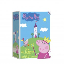 Eau de toilette Peppa Pig 100ml