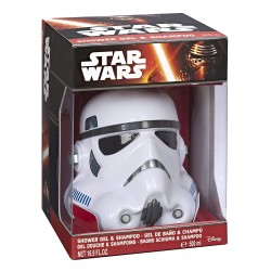 Gel douche 500ml Star Wars Stormtrooper 3D