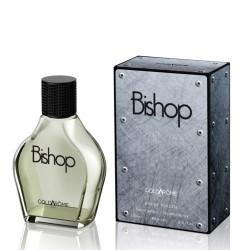 Eau de toilette homme bishop GOLDAROME