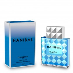 Lot de 12 Eau de toilette Hanibal