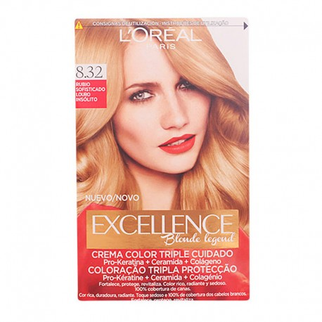 Excellence Age Perfect n°8,32 blond sophistiqué