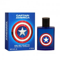 Eau de toilette MARVEL CAPTAIN AMERICA 100ml