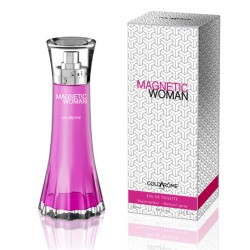 Eau de toilette Femme Magnetic Woman GOLDAROME