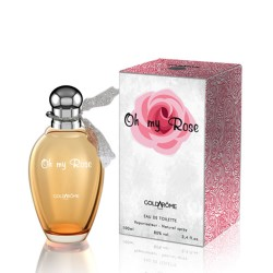 eau de toilette oh my rose GOLDAROME