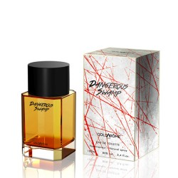 Eau de toilette homme dangerous swamp GOLDAROME